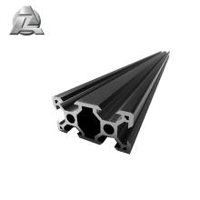 Fácil montagem personalizada e perfis de extrusão de alumínio especiais padrão para a Bosch