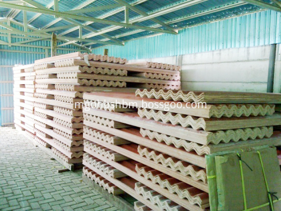 High Strength Insulating MgO Roofing SheetHigh Strength Insulating MgO Roofing Sheet