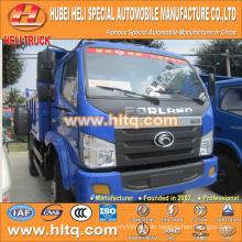 4X2 FOTON 5tons 102hp Muldenkipper neu produziert mit guter Qualität und vernünftigen Preis in China