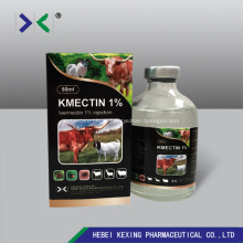 Animal Ivermectin 1% Injection
