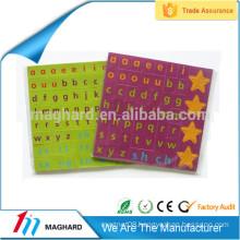 interesting alphabet Magnetic game puzzle