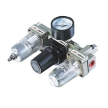 Ningbo ESP pneumatics filter regulator lubricator AC series air filter combination