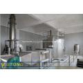 centrifugal spray power drying machine of herbicide