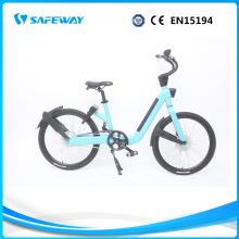 Elektrikli bisiklet 250w 24 inç tekerlekli elektrikli bisiklet paylaşımı