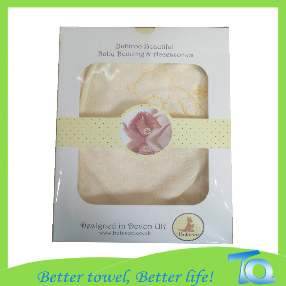 Baby Hooded Towel 6