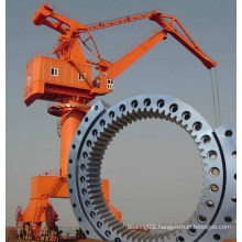 Slewing Bearing for Harbour Portal Crane (132.50.5000)