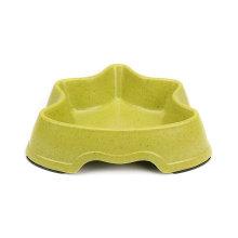 Bamboo Fibre Dog Bowl