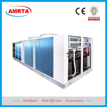 Rooftop Packaged Unit na may Heat Recovery