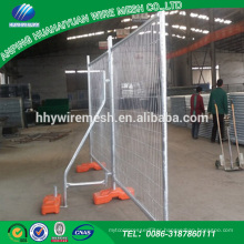 Hot sale canada market temporary fence new items in china market