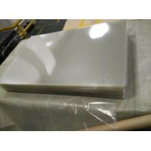 Folha plástica do PVC do produto comestível de alta qualidade para a caixa de dobradura