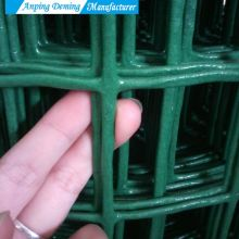 High Quality Galvanized dan PVC Coated Euro Fence