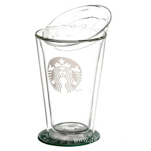 Discount Price for Glass Milk Mug 400ml Coffee Glass Cup supply to Sri Lanka Suppliers