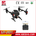 SJY-JY011 2.4G 4CH Professional Drone With Wifi FPV HD Camera Real Time RC Drone Attitude Hold Quadcopter