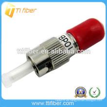 10dB ST macho a hembra atenuador de fibra óptica