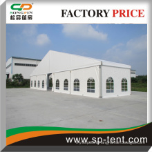 popular large marquee storage or warehouse tent