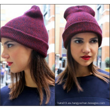 Sombrero de beanie femenino equipado (XT-B044)