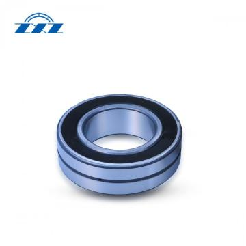 Elevator outer spherical bearing with seat