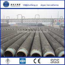 Tuyau d'épuration des puits et des huiles liquides à l'eau et à l'huile