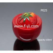100ml Lovely Strawberry-Like Empty Cosmetic Cream Jar
