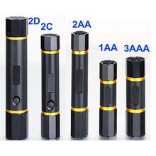 Neues Design CE Cerficated High Power 2D Taschenlampe