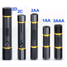New Design CE Cerficated High Power 2D Flashlight