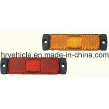 Lámparas laterales LED y lámpara de separación