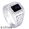 Fashion Jewelry 925 Sterling Silver Men Rings