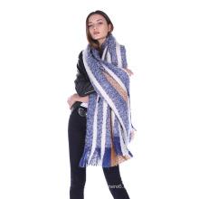 Женские зимние вязаные шарфы /шали