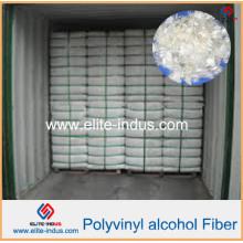 Matériau plastique léger Fibres PVA de renfort de béton
