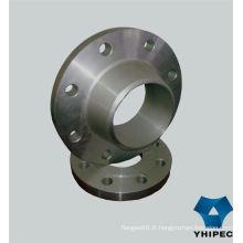 Bride en acier au carbone Forge Asme B16.5 (YHIPEC)