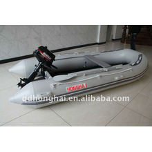 Bote inflable deportivo de HH-S380 con motor