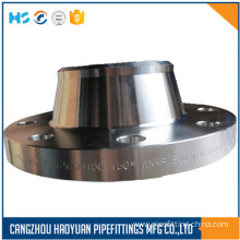 Stainless Steel 304L Weld Neck Flanges