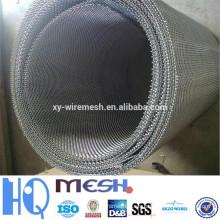 2015 productos nuevos Malla de alambre de acero inoxidable / ventana de seguridad de detección / pantalla de acero inoxidable
