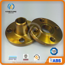 ASME B16.5 CS Wn Flange A105n Forged Flange with TUV (KT0058)