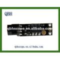 Câmera OV6920 CMOS, mini lente da câmera de vídeo, lente da câmera CCTV