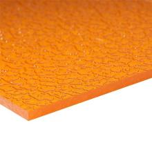 Folhas contínuas da folha compacta Folhas de policarbonato sólida Folha de difusão do fabricante de folhas de policarbonato