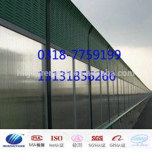 barreira clara do som barreira de som da exportação da fábrica do china barreira de ruído de alta qualidade