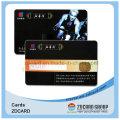 Kundenspezifische Smart Plastic PVC-Visitenkarte