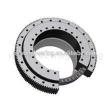 Three Row Roller Slewing Bearing External Gear for Grader