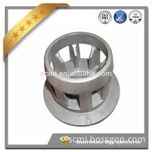 High quality OEM lost wax investment casting sand blasting machine part