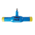 High quality fully welded ball valve