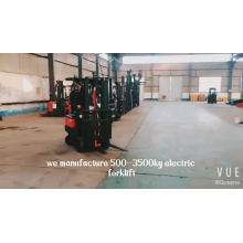 THOR High Quality New Condition Truck Mini Electric Forklift