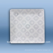 Vajilla china de cerámica al por mayor del nuevo estilo