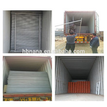 High quality temporary fence panels / Australia market construction mesh fence