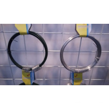 Small coil galvanized steel wire