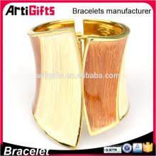 Оптовая пакистанские золото браслеты конструкции металлические браслеты