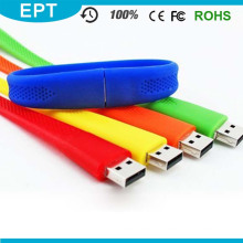 Movimentação do flash do USB do punho do recipiente do transporte do fabricante (TG003)