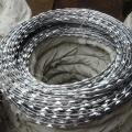 spiral razor blade concertina barbed wire