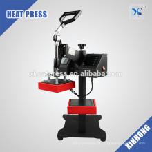 Placas de aquecimento duplo 5X5 prensas duras