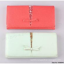 2015 New Leather Women Wallet (HAW0441)